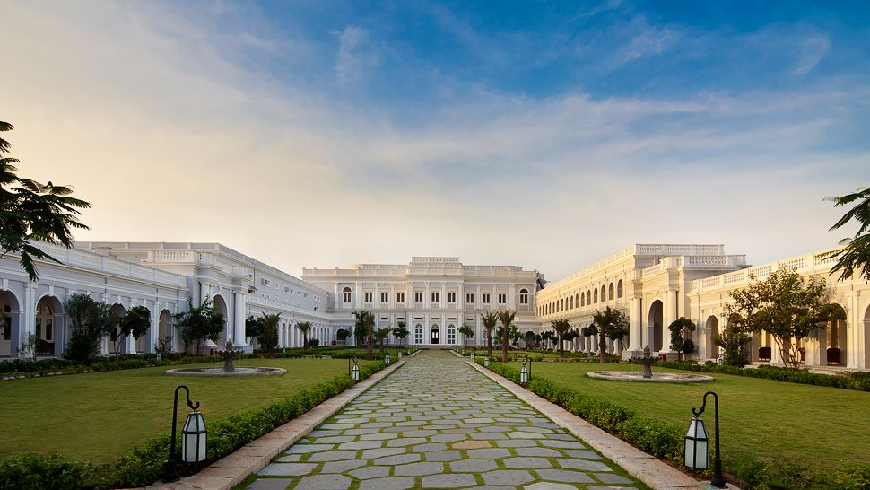 Taj Falaknuma Palace — Hyderabad, India