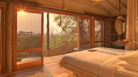 Sandibe Okavango Safari Lodge - Moremi Wildlife Reserve, Botswana