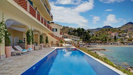 Belmond Villa Sant Andrea Messina Sicily