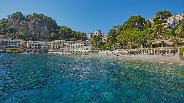Belmond Villa Sant'Andrea — Taormina, Italy