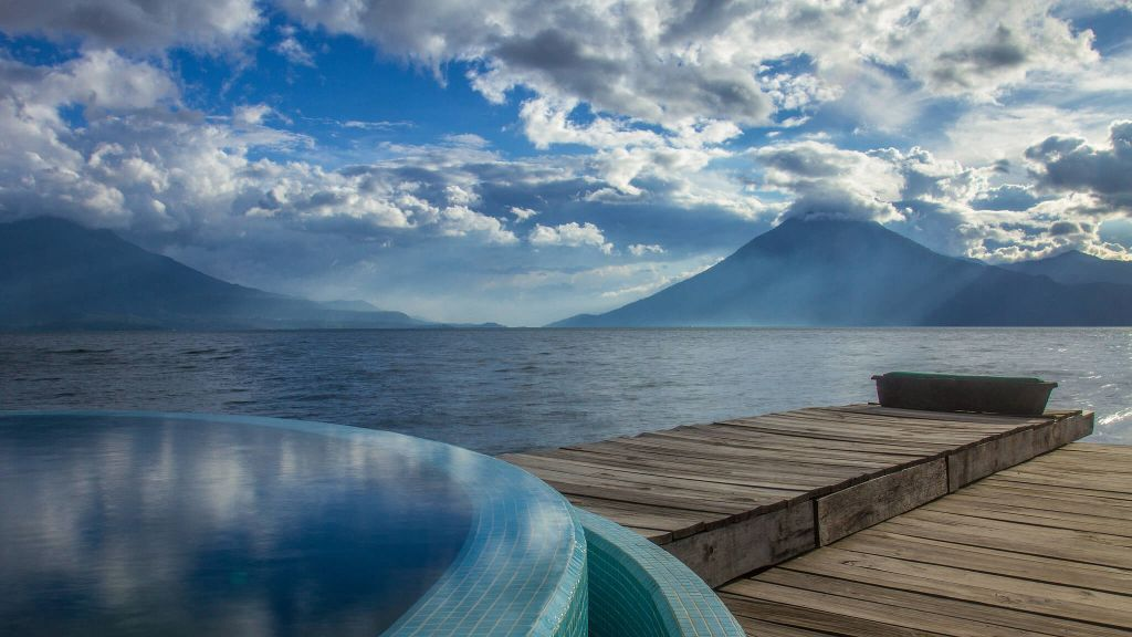 Laguna Lodge Eco-Resort & Nature Reserve - Solola, Guatemala
