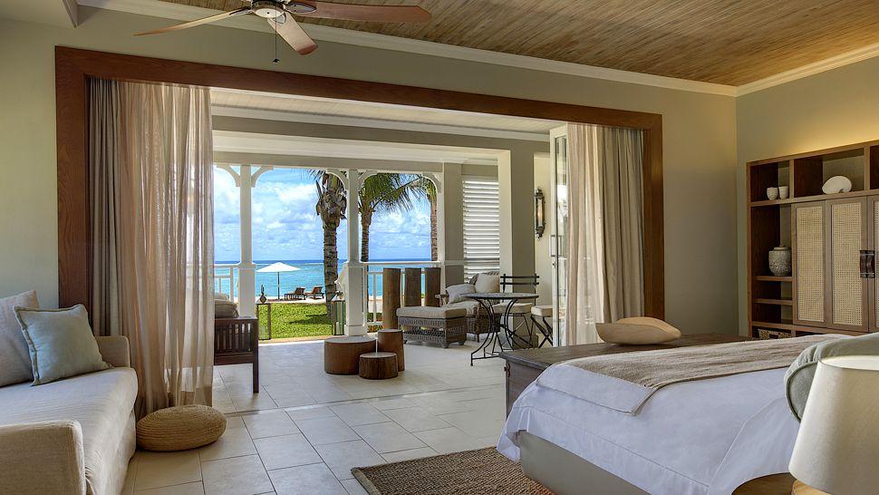 The St. Regis Mauritius Resort - Le Morne Brabant, Mauritius