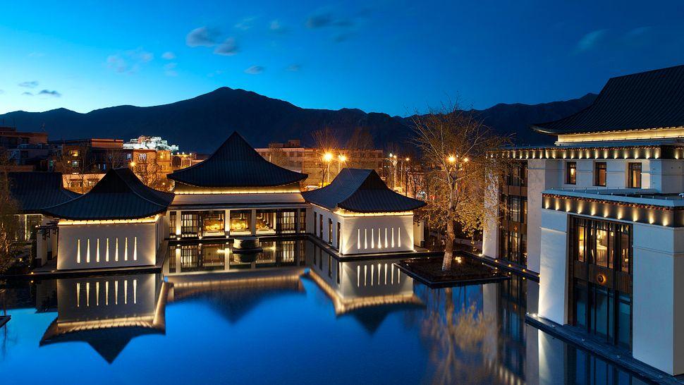 The St Regis Lhasa Resort Lhasa Tibet Xizang