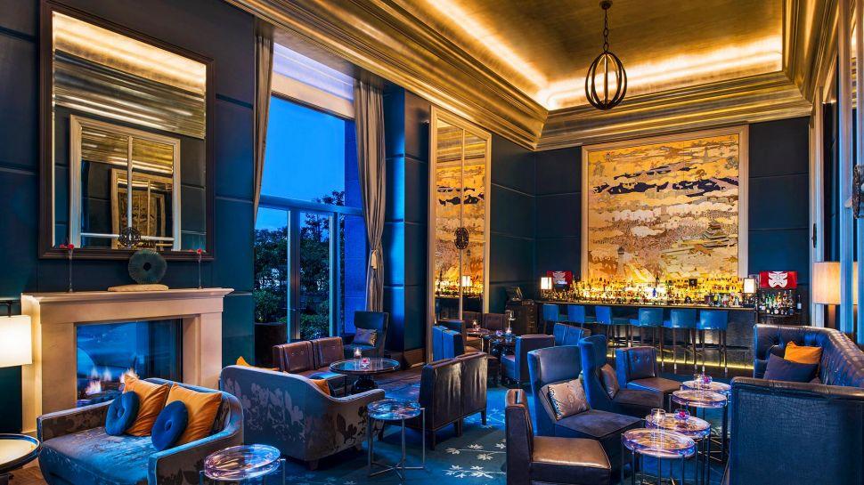 The st regis osaka kansai japan for Design hotel osaka