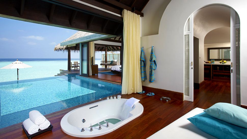 Luxury Pool Villas Maldives: Anantara Kihavah Villas, Maldives, South Male Atoll, Maldives