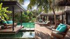 Beach  Pool  Residence  Anantara  Kihavah.