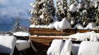 terrasse snow Crans Ambassador