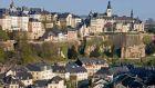 exterior city views Sofitel Luxembourg