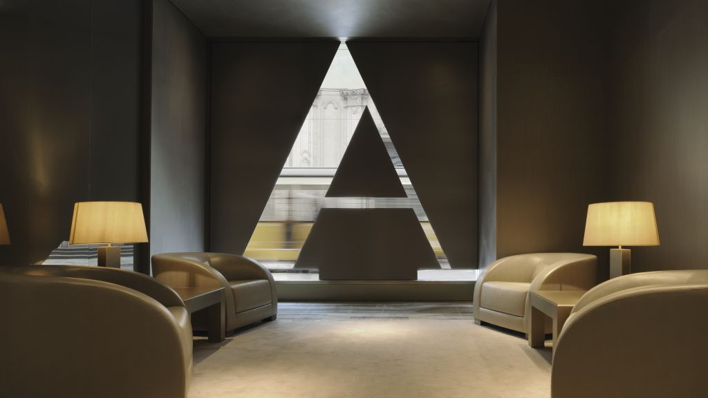 Armani hotel milano lombardy italy for Design hotels italien