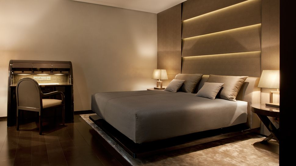 Armani hotel milano lombardy italy for Top design hotels rome