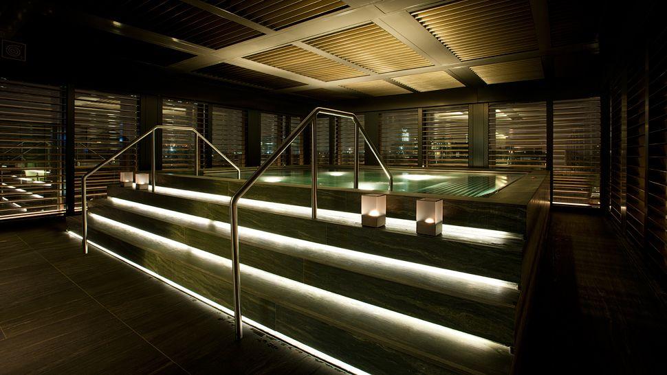 Armani Hotel Dubai Spa