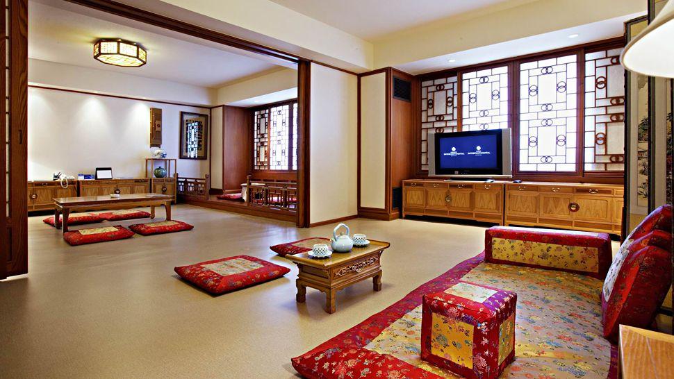Grand intercontinental seoul parnas seoul s dkorea for Tea room design quarter