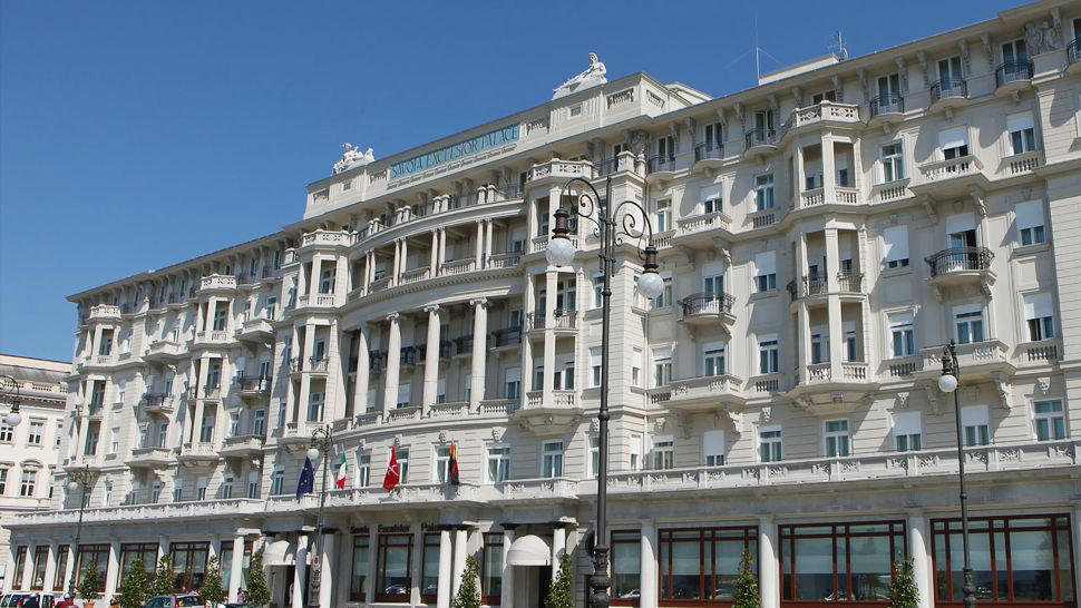 Savoia Excelsior Palace — Trieste, Italy