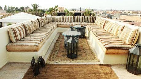 Dar Mo'Da - Medina, Morocco