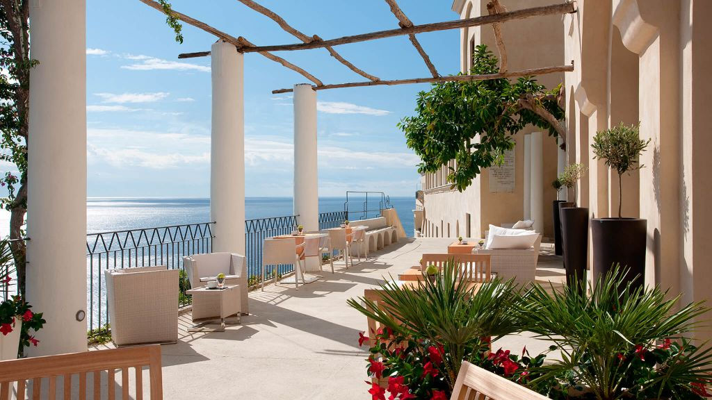 NH Collection Grand Hotel Convento di Amalfi - Amalfi, Italy
