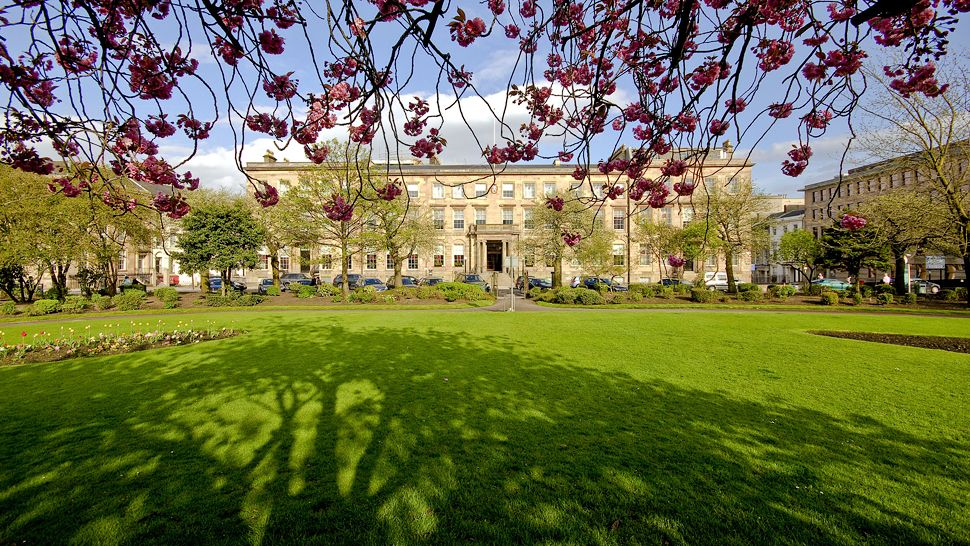 Blythswood Square - Glasgow, United Kingdom