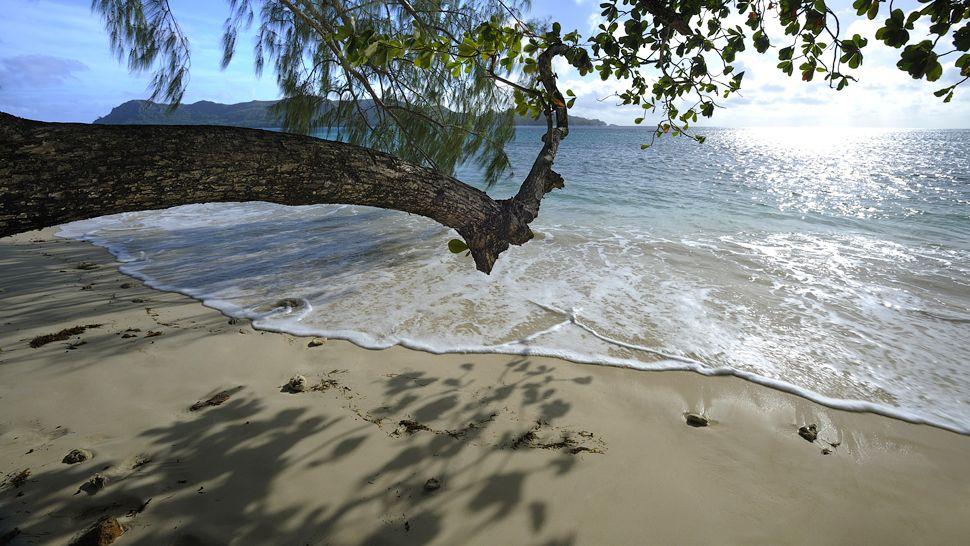 Raffles Praslin, Seychelles — Anse Takamaka, Seychelles