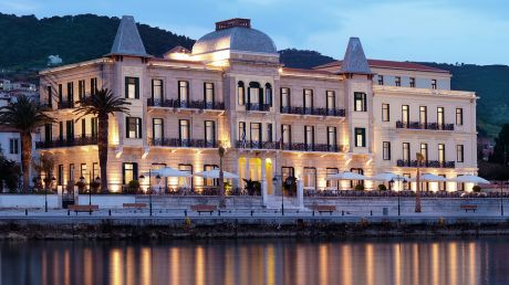 Poseidonion Grand Hotel - Spetses, Greece