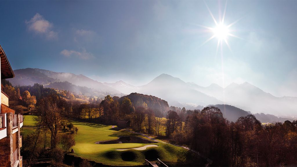 Grand Tirolia Kitzbühel — Kitzbühel, Austria