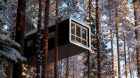 See more information about Treehotel Winter wonderland cabin
