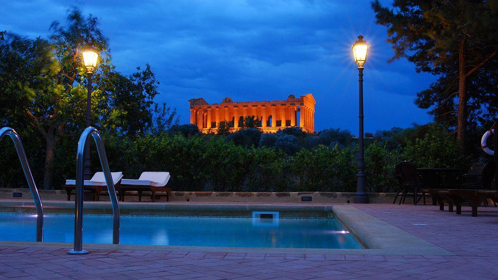 Villa Athena Agrigento Sicily