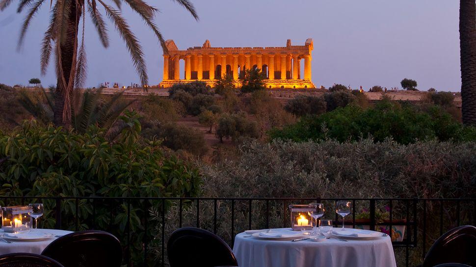 Villa Athena — Agrigento, Italy