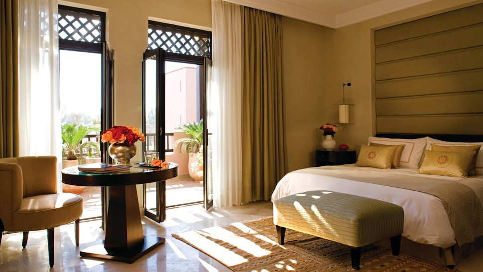 Four Seasons Resort Marrakech - Marrakech, Morocco