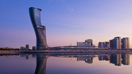 Hyatt Capital Gate - Abu Dhabi, United Arab Emirates
