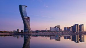 Hyatt Capital Gate — Abu Dhabi, United Arab Emirates