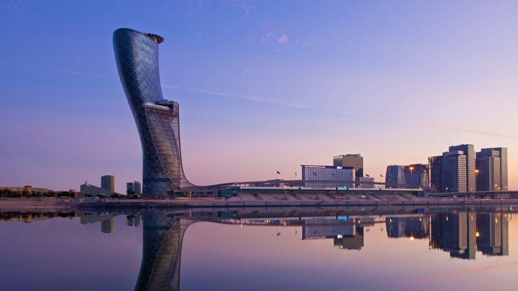 Hyatt Capital Gate - Abu Dhabi, United Arab Emirates