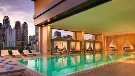 Oriental Residence Bangkok - Bangkok, Thailand