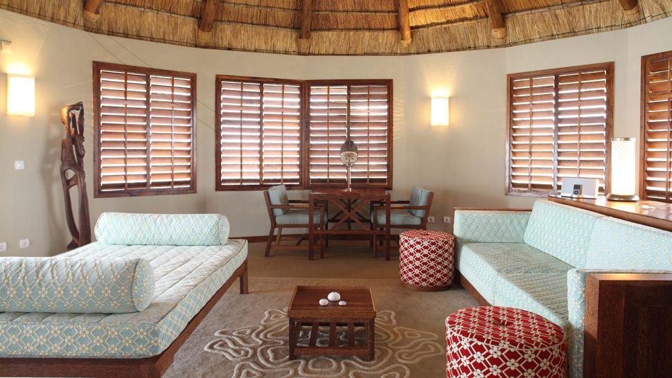 Coral Lodge 15.41 — Cabaceira Pequena, Mozambique