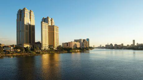 Fairmont Nile City - Cairo, Egypt