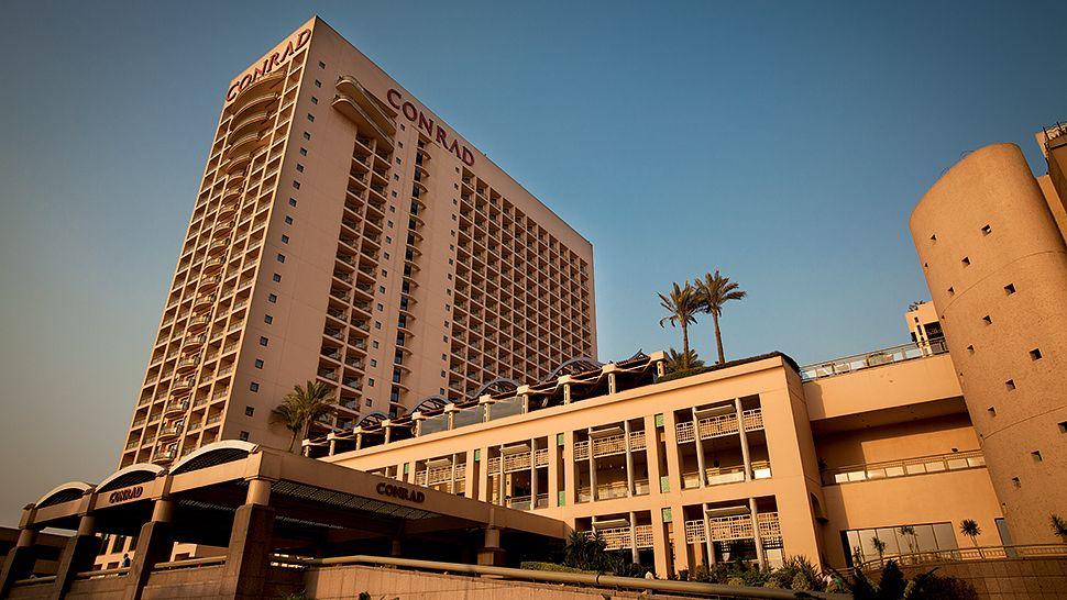 Le Passage Cairo Hotel amp Casino