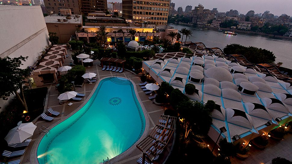 Conrad Cairo — Cairo, Egypt
