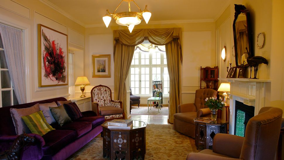 Villa Belle Époque - Cairo, Egypt