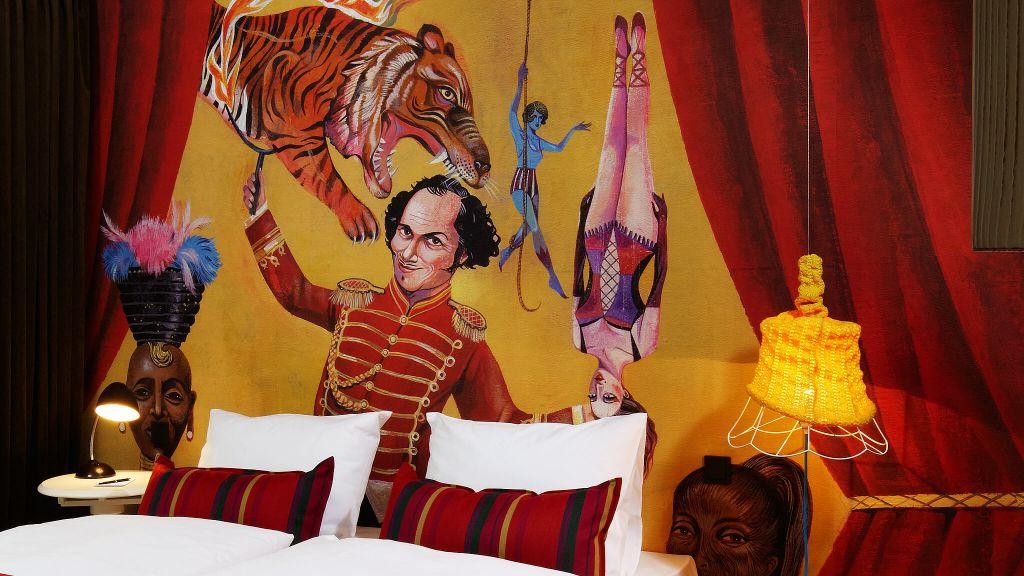 25hours Hotel Wien at MuseumsQuartier - Vienna, Austria
