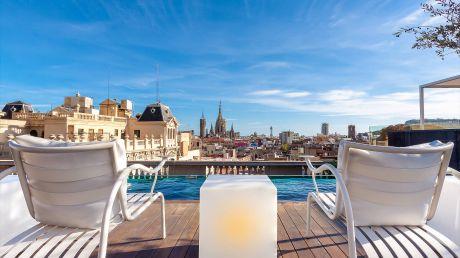 Hotel Ohla Barcelona Barcelona Catalonia