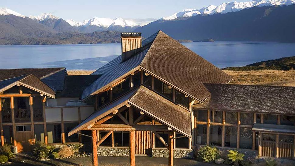 Fiordland Lodge — Te Anau, New Zealand