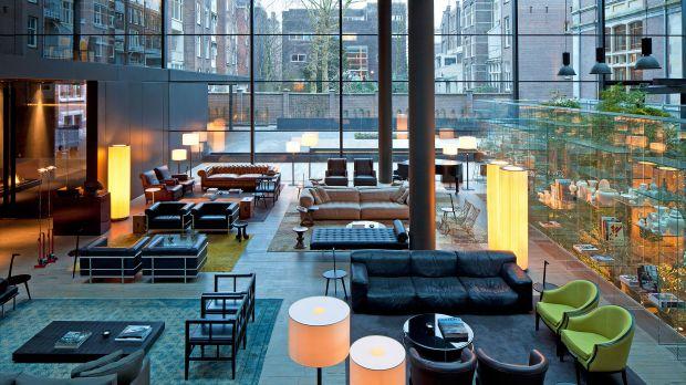 Conservatorium Hotel Amsterdam — Amsterdam, Netherlands