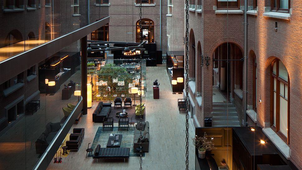 Hotel Conservatorium Amsterdam Booking
