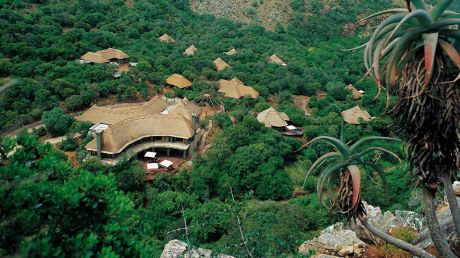 Eagles Crag Lodge, Shamwari Game Reserve - Shamwari Game Reserve, South Africa