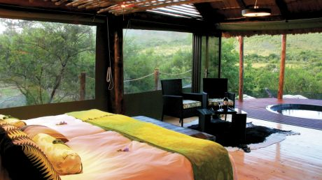 Bayethe Lodge, Shamwari Game Reserve - Shamwari Game Reserve, South Africa