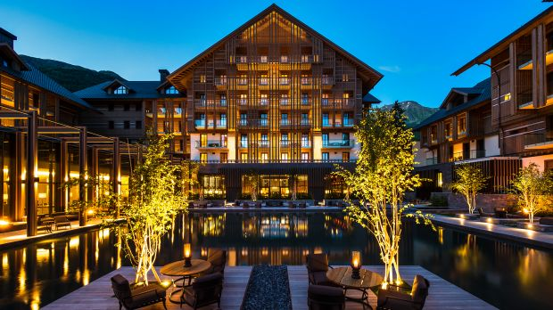 The Chedi Andermatt — Andermatt, Switzerland