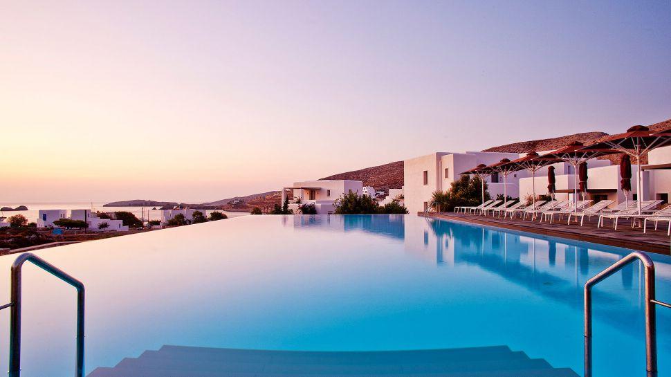 Anemi Hotel - Folegandros, Greece