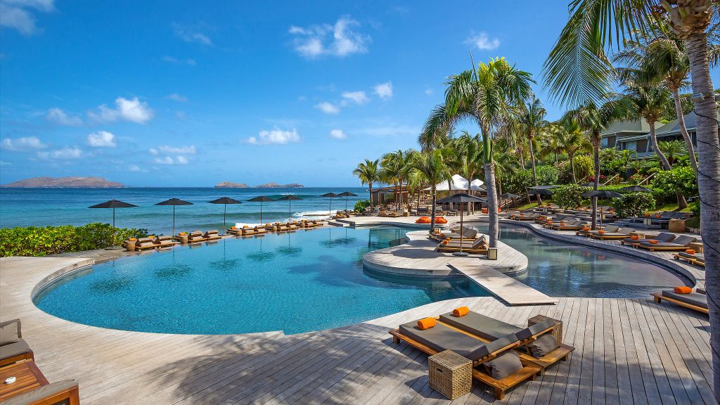 Hotel Christopher St Barth - Pointe Milou, St Barthelemy