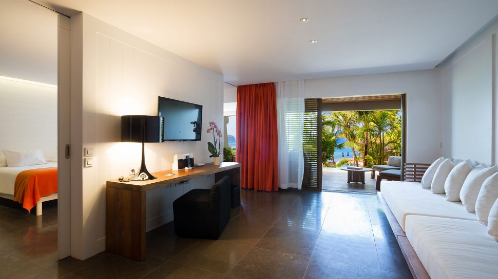 Hotel Christopher St Barth — Pointe Milou, St Barthelemy