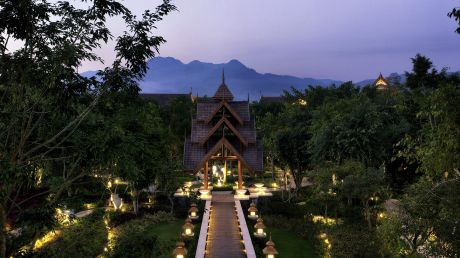 Anantara Xishuangbanna Resort & Spa, China - Xishuangbanna, China
