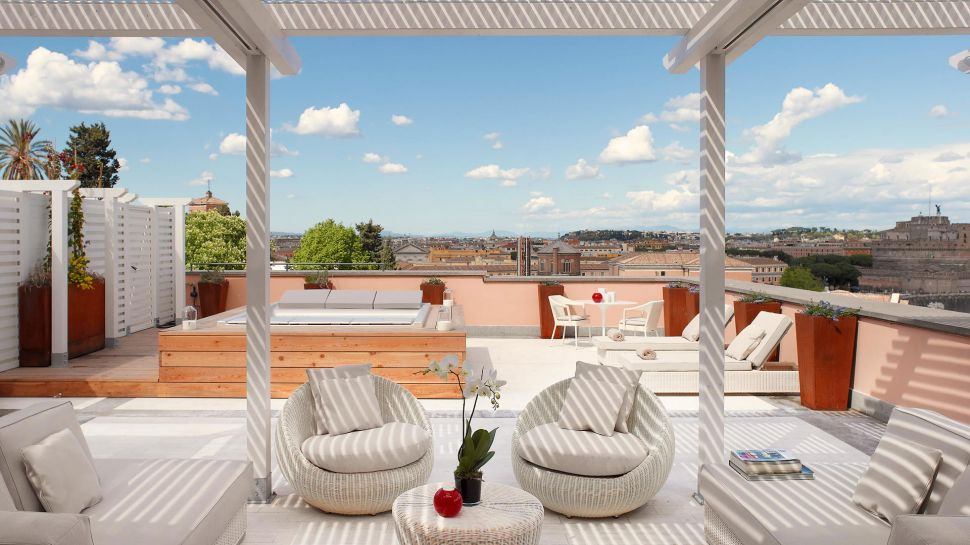 Gran melia rome rome lazio for Gran melia hotel