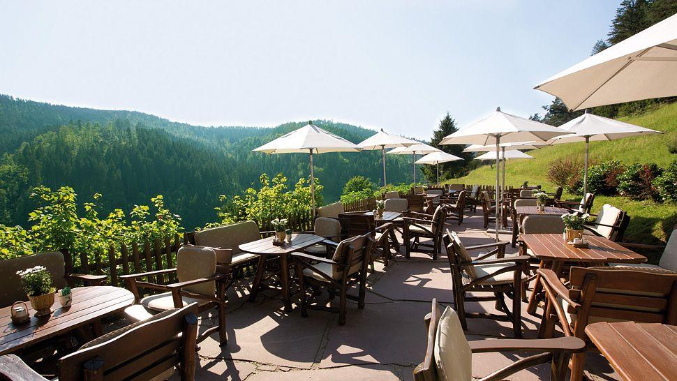 Hotel Traube Tonbach - Baiersbronn, Germany